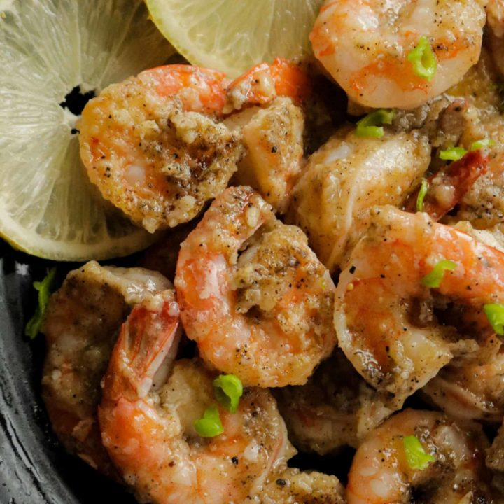 lemon pepper shrimp recipe in 15 minutes.